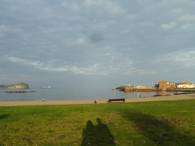 North Berwick coastline