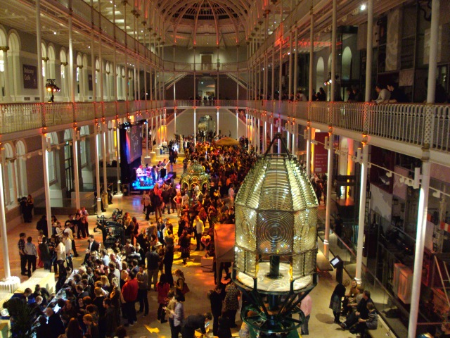 RBS Museum Lates, Edinburgh