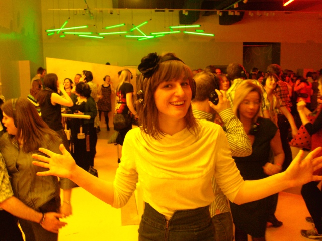 Silent Disco, RBS Museum Lates