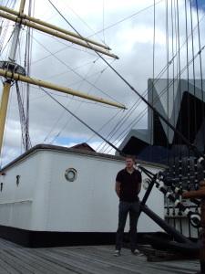Tall Ship Glasgow