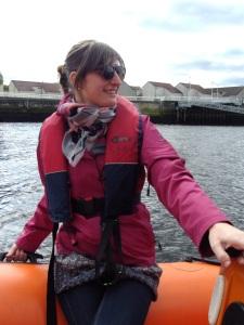 Powerboat rides Glasgow