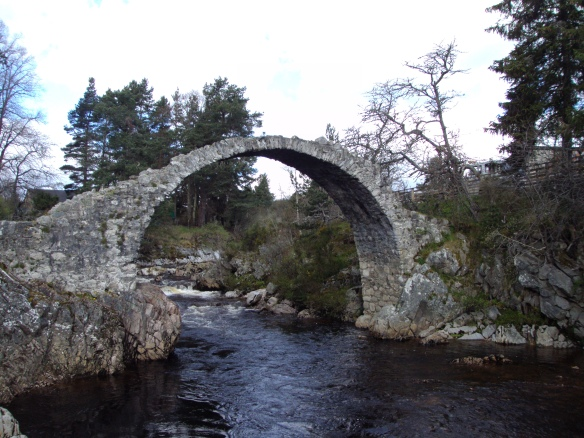 Carrbridge, Cairngorms