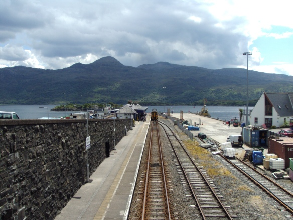 Kyle of Lochalsh Station