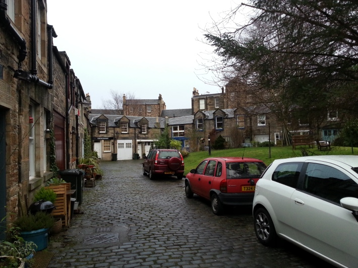 Carlton Terrace Mews
