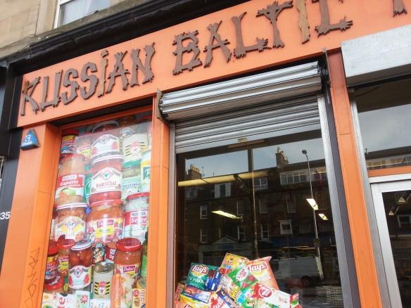 russian baltic food edinburgh