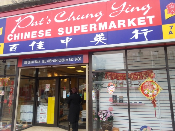 chinese supermarket edinburgh