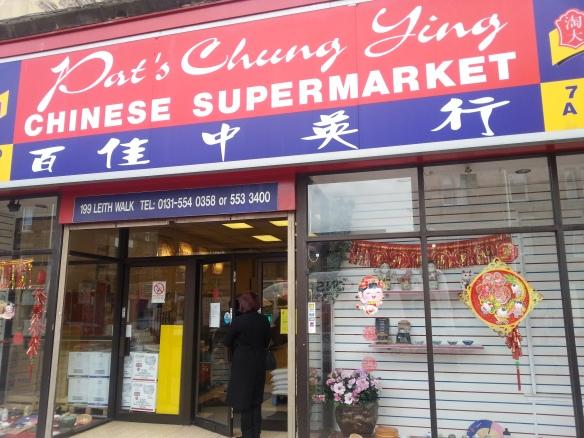 chinese supermarket edinburgh