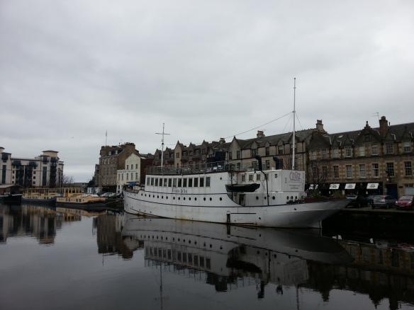 cruz shore edinburgh