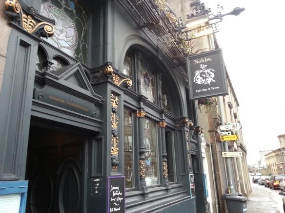 nobles bar edinburgh