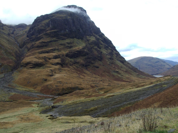 glen coe autumn